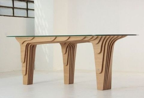 replica table  MAGNUM   ( by Steel Arts)