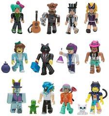 Эксклюзивный набор из 12 фигурок Звезды Роблокс Серия 1 - Roblox Celebrity Collection Figure, Jazwares
