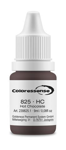 HC (горячий шоколад) • Coloressense • пигмент-концентрат для бровей