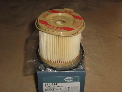 Фильтр топливный, элемент / FUEL FILTER АРТ: 974-897