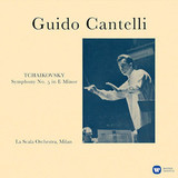 Guido Cantelli, La Scala Orchestra / Tchaikovskiy: Symphony No. 5 (LP)