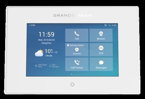 GSC3570 - IP домофон с монитором. 4 SIP аккаунта, 7