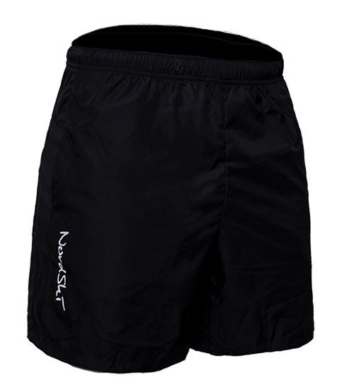 Детские беговые шорты NordSki JR Premium (NSV500100) черные фото
