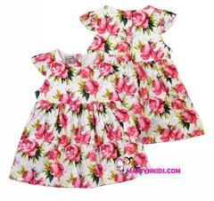 AD8244 платье пионы