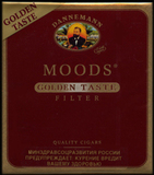 Moods Filter Golden Taste 10