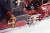 Garden Rail Паровоз Hunslet Jack на колеи 12,7 см и 17,8 см, угольный