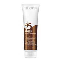 Revlon Professional Shampoo&Conditioner Sensual Brunettes - Шампунь-кондиционер для шоколадных оттенков