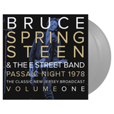 Bruce Springsteen & The E Street Band / Passaic Night 1978: The Classic New Jersey Broadcast Vol.1 (Coloured Vinyl)(2LP)