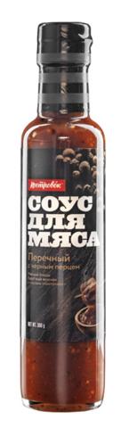 """Соус """"Костровок"""" для мяса Перечный с черным перцем 300г"""