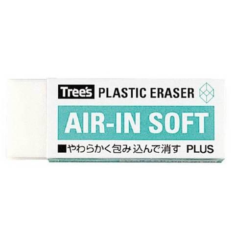 Ластик Plus Air-In Soft (для мягких карандашей) 25 г