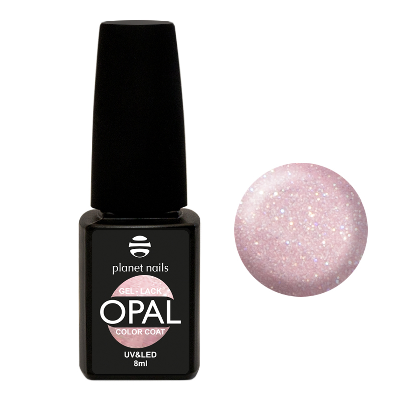 Planet Nails, Гель-лак Opal №860, 8 мл