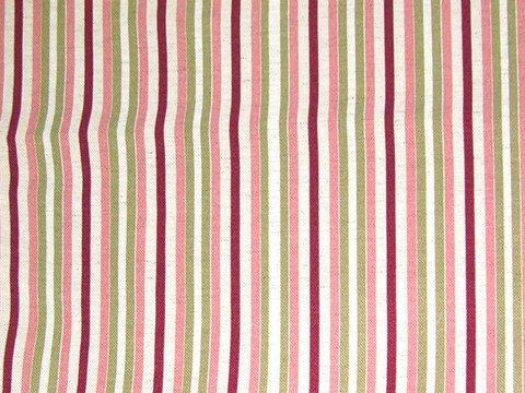 Портьерная хлопковая ткань в английском стиле Йорк розовый
