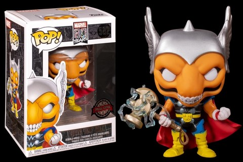 Beta Ray Bill Funko Pop! || Бета Рэй Билл