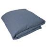Постельное белье 2 спальное евро Casual Avenue Chelsea синее