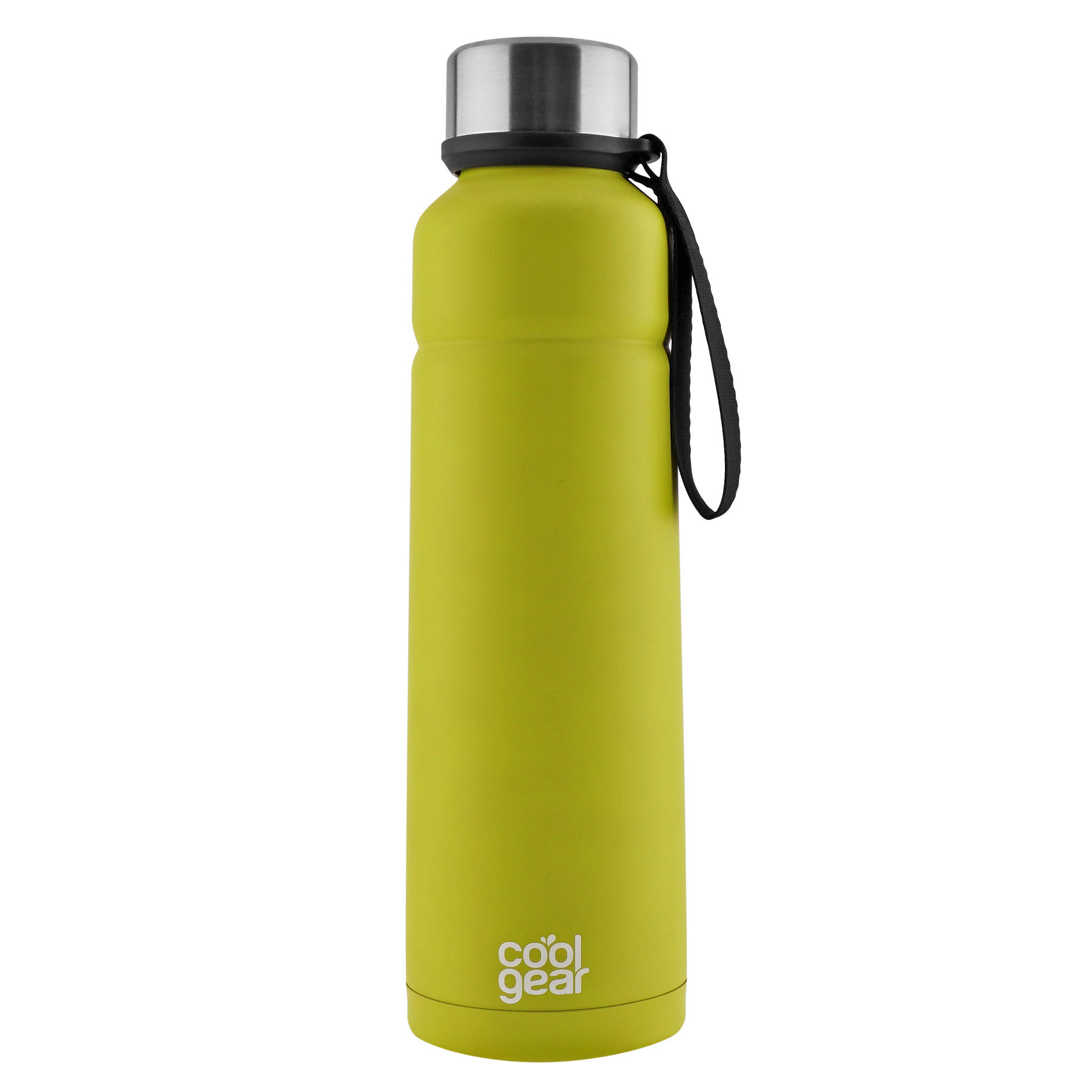 Термос Coolgear Cayambe (0,7 литра), зеленый