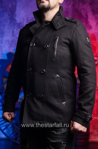 Дизайнерское пальто Affliction