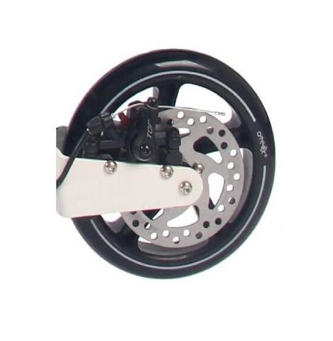 заказать самокат ateox GRAND LUX с дисковым тормозом