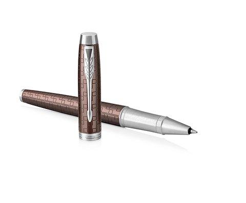 Ручка роллер Parker IM Premium Brown CT123