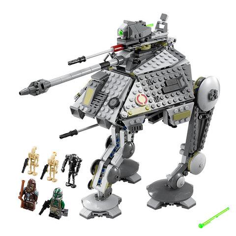 LEGO Star Wars: Шагающий танк AT-AP 75043