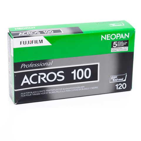 Фотопленка Fujifilm Neopan Acros 100/120