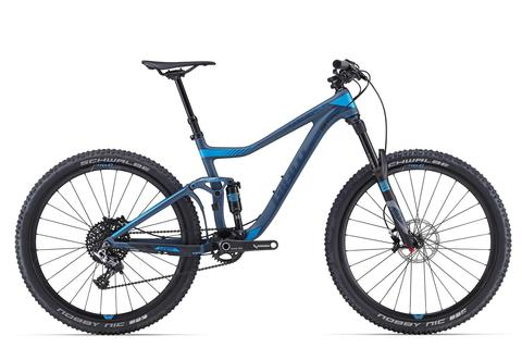 Giant Trance Advanced 27.5 0 (2016) синий