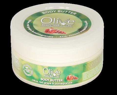 Восстанавливающее масло для тела OLIVE 200 мл