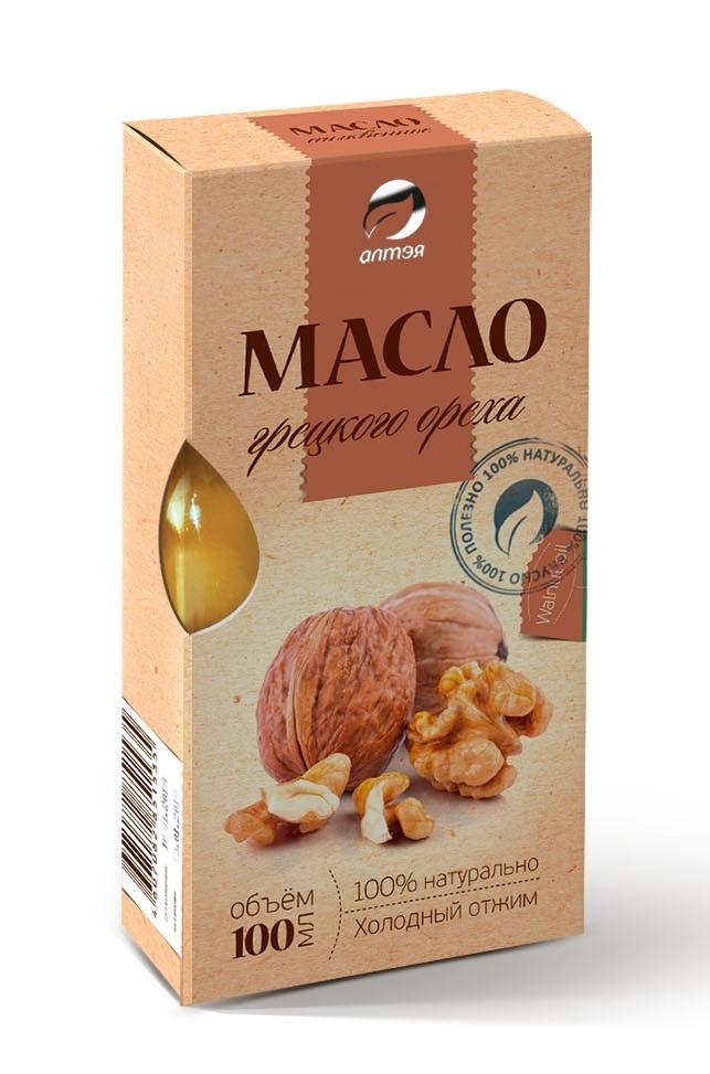 Масло грецкого ореха фото3