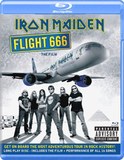 Iron Maiden ‎/ Flight 666 - The Film (Blu-ray)