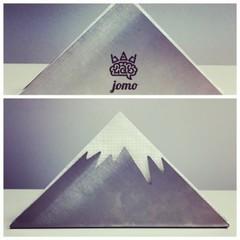 Салфетница Jomo металлическая (Эверест)