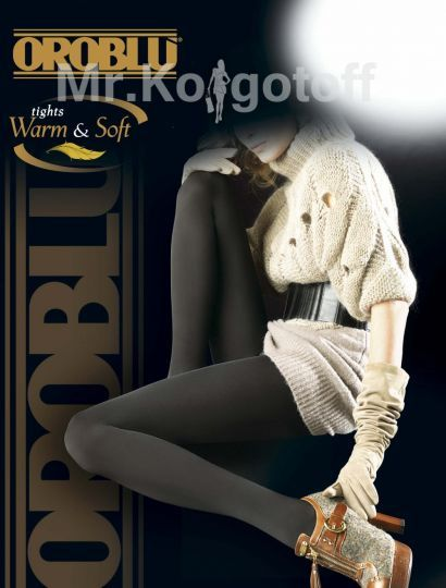 Колготки Oroblu Warm&Soft Opaque Collant