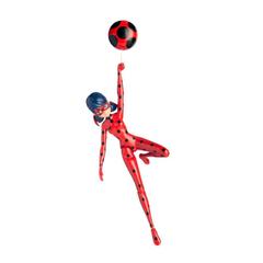 Фигурка Леди Баг с присоской, Bandai