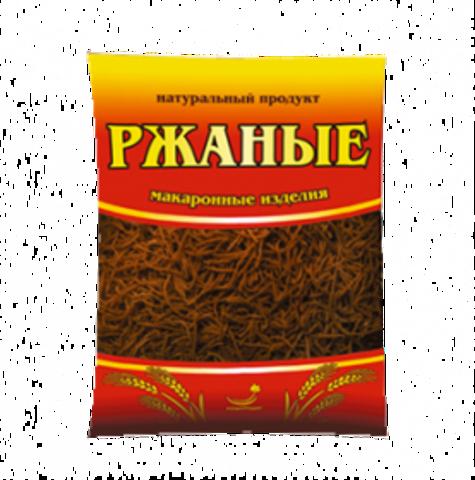 Вермишель ржаная, 350 гр. (Рондапродукт)