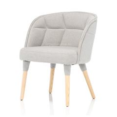Кресло Emily серое