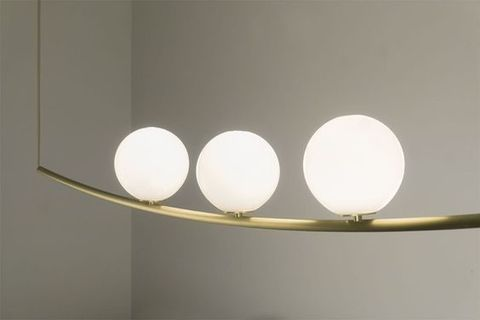 replica light  lamp PERLE 3 By Larose Guyon