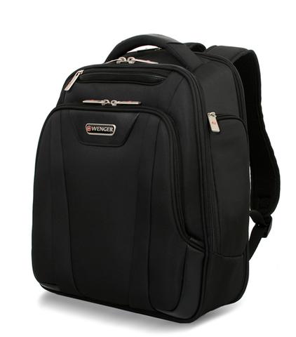 Рюкзак WENGER ScanSmart 15'', черный, 3 отделения, полиэстер 30х16x38 см (18л.)
