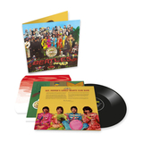 The Beatles ‎/ Sgt. Pepper's Lonely Hearts Club Band (LP)