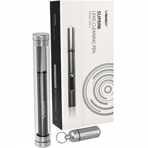 Графитовый карандаш для чистки оптики VSGO ПКЛ-2 (с дополнительным наконечником)