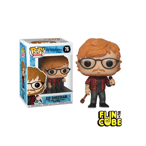 Funko Rocks Ed Sheeran
