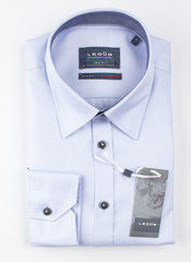 Рубашка Ledub slim fit 0137467-120-180-171