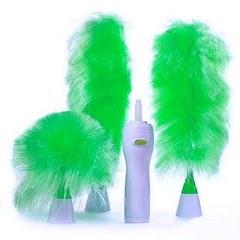 Щетка для уборки Anti-Dust с 3 насадками