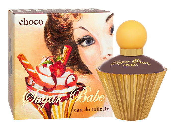 Sugar babe Choco, Apple parfums