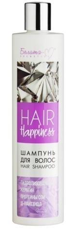 Белита-М Hair Happiness Шампунь для волос 400мл