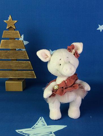 Іграшка свинка Соня