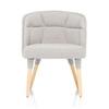 Серое кресло Emily в Storeforhome.ru