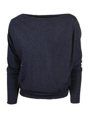 68 блузка женская, синяя
