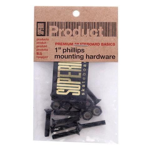 Винты SUPERIOR Phillips Mounting Hardware