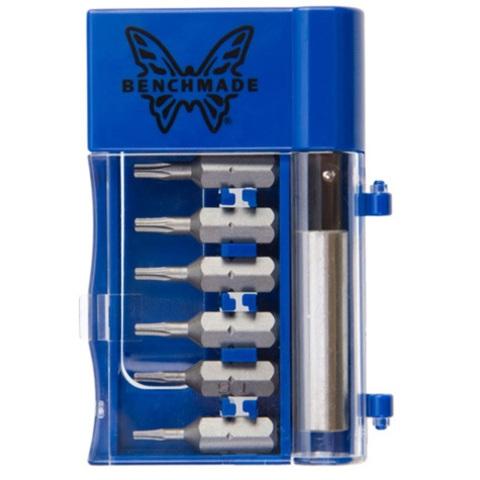 Набор бит Benchmade модель BM981084F BlueBox Kit