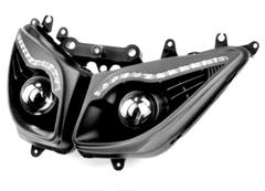 Фара для мотоцикла Yamaha Tmax 500 08-11