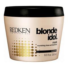 Redken Blonde Idol Mask - Маска для питания и смягчения волос  250 Мл