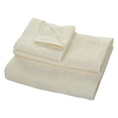 Набор полотенец 5 шт Roberto Cavalli Logo слоновой кости
